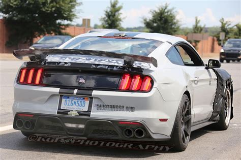 Ford Gt500 by New Possible 2019 Gt350r Gt500 Ford Mustang Photos Leaked