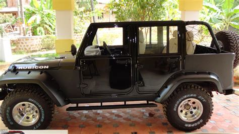 modified mahindra jeep for sale in kerala pic a neatly modified mahindra armada team bhp