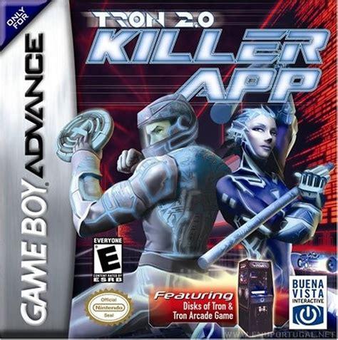 Tron 20 Killer App Game Boy Advance Tron Wiki