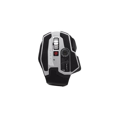 Mad Catz Rat M Wireless Mobile Gaming Mouse Black