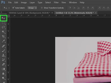 How To Add A Watermark Using Photoshop
