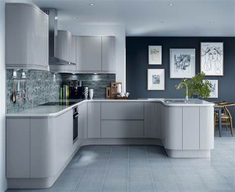 Gloss Kitchen Decor Ideas by Image Result For Wickes Sofia Pewter A In 2019