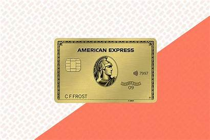 Express Gold American Card