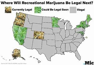 list of us states where weed is legal