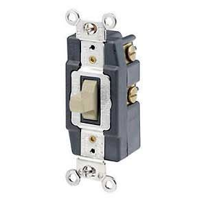 Leviton Toggle Quiet Switch Spdt Maintained