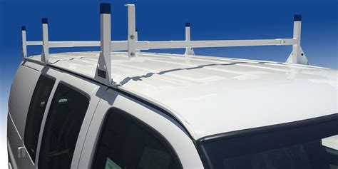 van ladder racks  ford chevy sprinter texas truck