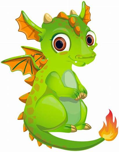 Dragon Transparent Clipart Cartoon Dragons Clip Smurf