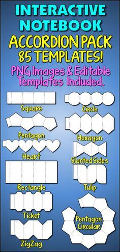 clam shell templates lapbook lots of free lapbook templates to use with interactive