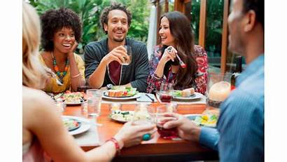 Lunch Friends Dinner Let Party Wine Funny