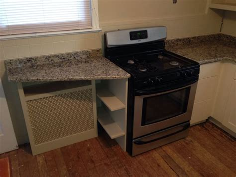 Kitchen Radiator Cover  House Projects  Pinterest
