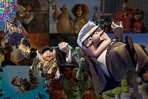 25 Highest Grossing Animated Movies of All Time