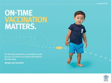 vaccination matters childhood immunisation campaign