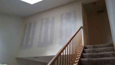 Loft to Bedroom Conversion   Drywall Repair, Painting