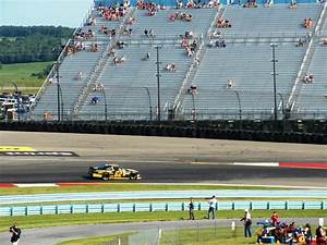 Watkins Glen Nascar Seating Chart Turn One From The Pit Terrace Picture Of Watkins Glen