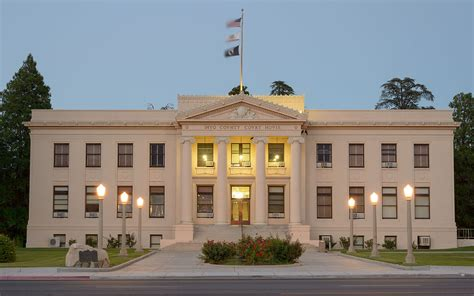 Court House - inyo county courthouse