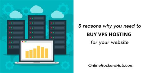 With vps hosting, you get the experience of a dedicated server at a very competitive price. Five reasons why you need to buy VPS Hosting for your website