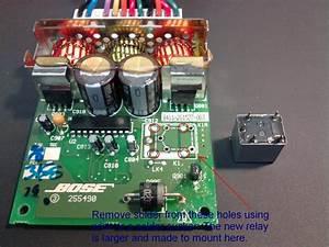 Diy  Bose Speakers In The Doors Not Working   1 67 Relay