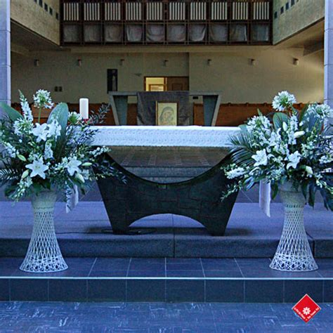 church wedding decoration by montreal florist 183 the flower pot