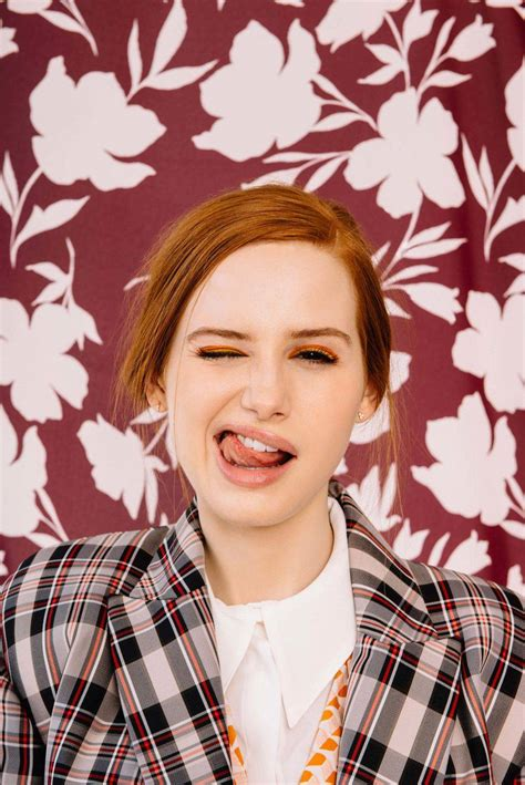 Madelaine Petsch – Nylon Magazine (August 2019) - 1 ...