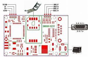 Sim800c Gsm  Gprs Rs232 Modem  Db9
