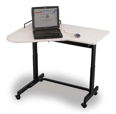 adjustable desk plans  woodworking