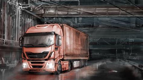 Truck Simulator 2 Wallpaper 4k by Truck Simulator 2 Hd Wallpaper Background Image