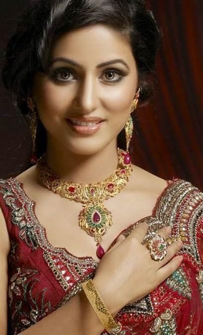 Khan Hina Actress Tv Wallpapers Indian Serial