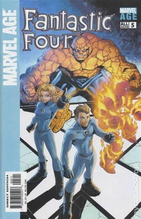 Marvel Age Fantastic Four (2004) Comic Books