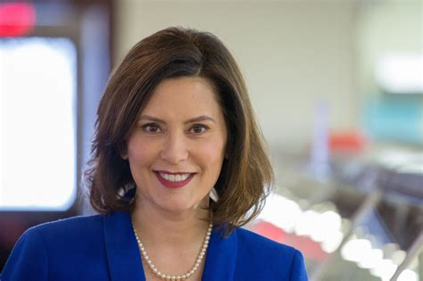 Gretchen Whitmer Michigan Governor