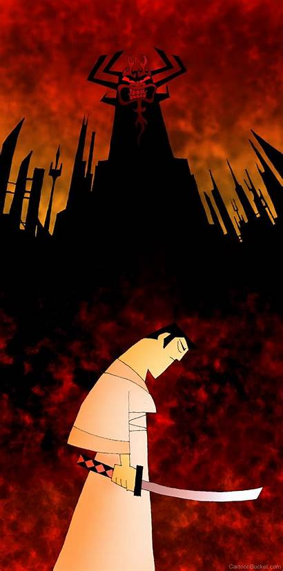 Samurai Jack Cartoons Aku Deviantart Amazing Cartoon