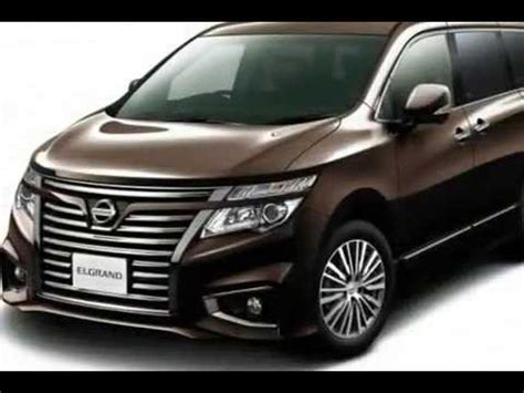 Review Nissan Elgrand by Nissan Elgrand Reviews 2014 2015