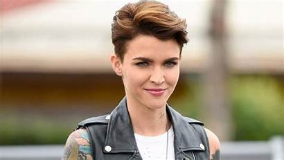 Ruby Rose Hairstyle Hollywood Actress Short Wallpapers