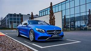 This Is Fostlas Take On New 2017 Mercedes AMG S63 Coupe