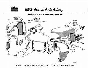 1952 Ford F1 Wiring Diagram  Ford  Auto Fuse Box Diagram