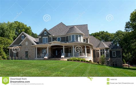 multi level homes luxury multi level home stock photo image 14830700