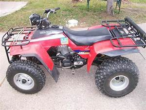 Picked Up A 1986 Trx 250 Four Trax - Page 3