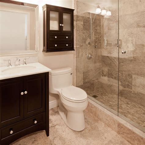 Excellent Small Walk In Shower 9 Bathroom Designs With