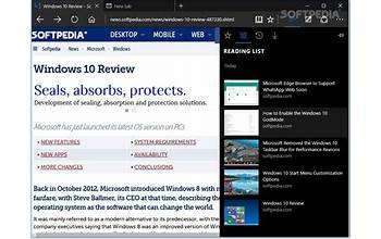 Microsoft Edge screenshot #4