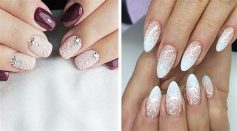 wedding manicure ideas