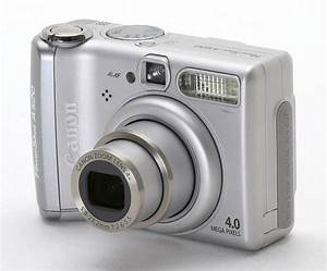 Canon Powershot A520 Manual User Guide And Camera