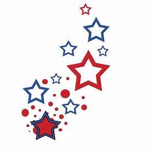 Red White Blue Stars Clipart (52+)