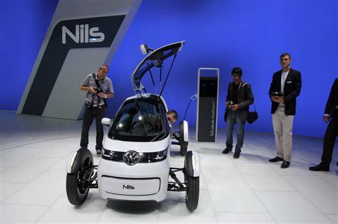 Volkswagen Nils Concept In Frankfurt
