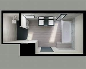 Plan 3d Salle De Bain : votre avis sur notre salle de bain en 3d ~ Melissatoandfro.com Idées de Décoration