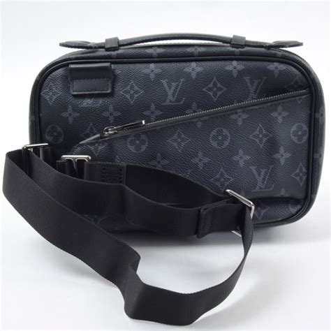 louis vuitton bam bag  body bag monogram eclipse women ebay