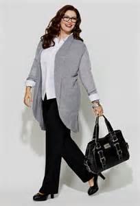 Plus Size Women Business Casual Dress