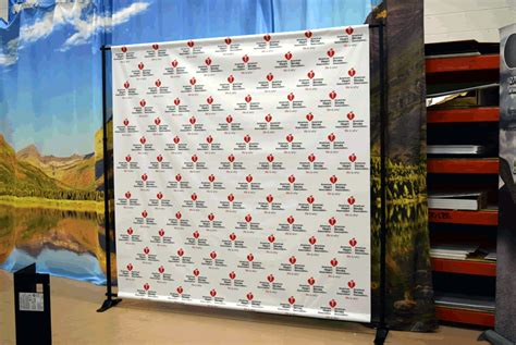 step  repeat banner stands photography backgrounds dc