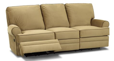 dual reclining sofa transitional dual reclining sofa by klaussner wolf and