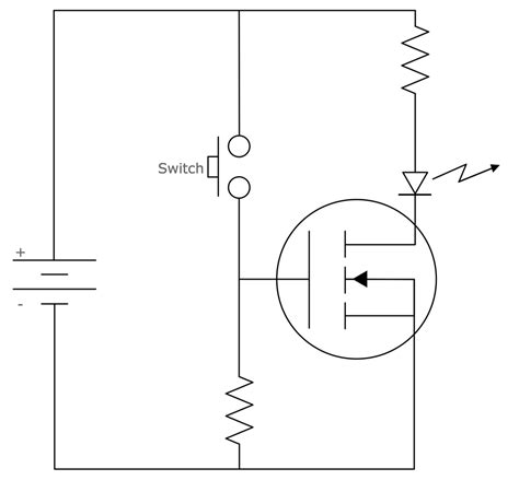 Electrical Symbols Mosfet