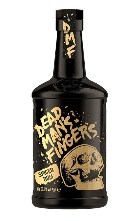 dead mans fingers spiced rum halewood wines spirits