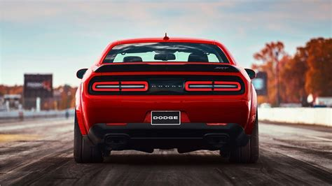 Dodge Car Wallpaper by 2018 Dodge Challenger Srt 7 Wallpaper Hd Car